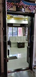 Gallery Cover Image of 531 Sq.ft 1 BHK Apartment for buy in Homes Athene CHS, Thane West for 8150000