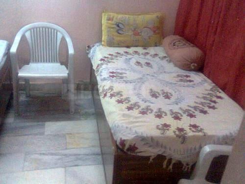 Bedroom Image of Aarti Guru Kripa PG in Hari Nagar Ashram