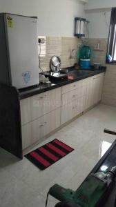 Kitchen Image of Shah N Nahata Facility PG in Kandivali West