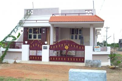 Gallery Cover Image of 600 Sq.ft 2 BHK Independent House for buy in Gerugambakkam for 3605000