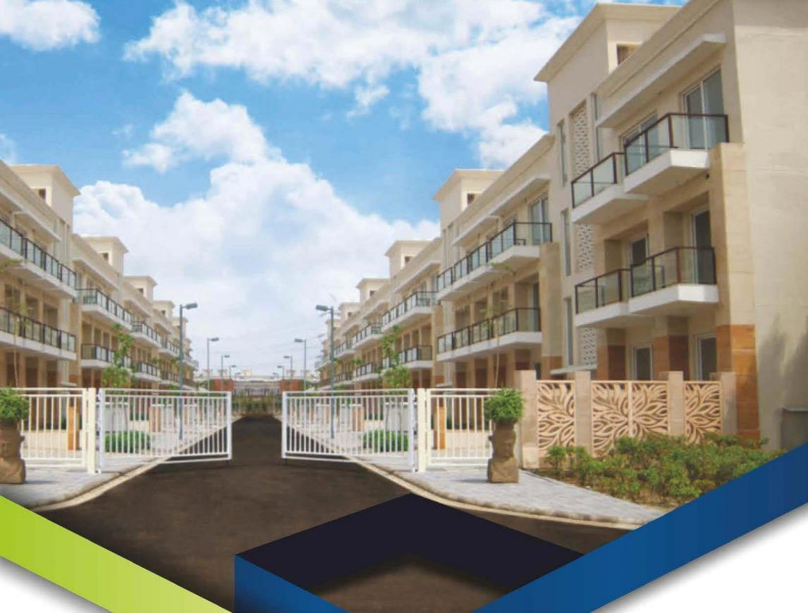 Brochure Image of 1420 Sq.ft 3 BHK Independent Floor for rent in Sector 70A for 18000