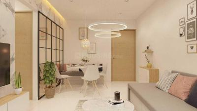 Gallery Cover Image of 655 Sq.ft 1 BHK Apartment for buy in Marathon Nexzone Aster 2, Panvel for 4700000
