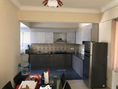 Gallery Cover Image of 1850 Sq.ft 3 BHK Apartment for rent in Green City Eutopia, BTM Layout for 38000