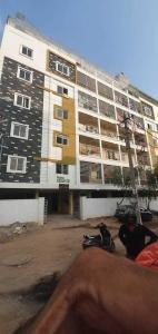 Gallery Cover Image of 1600 Sq.ft 3 BHK Apartment for rent in Happy Homes Colony for 18000