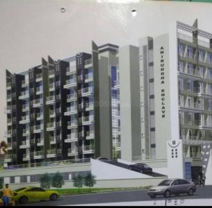 Gallery Cover Image of 1200 Sq.ft 2 BHK Apartment for rent in Laxmi Aniruddha Enclave, Greater Khanda for 15000
