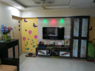 Gallery Cover Image of 710 Sq.ft 1 BHK Apartment for rent in Airoli for 25500
