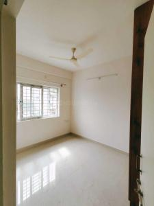Gallery Cover Image of 650 Sq.ft 1 RK Apartment for rent in Murugeshpalya for 15000