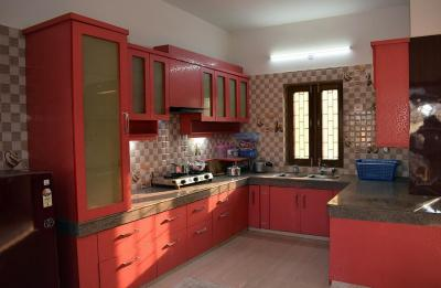 Kitchen Image of Sujoy House Second Floor Fbd in Sector 21C