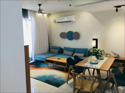 Gallery Cover Image of 1500 Sq.ft 3 BHK Villa for buy in Manglam Riverdale Aerovista, Sector 75 for 8900000