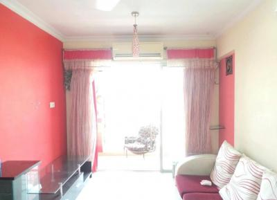 Gallery Cover Image of 650 Sq.ft 1 BHK Apartment for rent in HDIL Dreams Co-operative Housing Society, Bhandup West for 28000