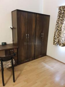 Gallery Cover Image of 750 Sq.ft 1 BHK Apartment for rent in Fortaleza Apartment, Kalyani Nagar for 25000