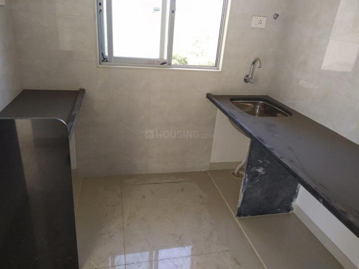 Kitchen Image of 600 Sq.ft 1 BHK Apartment for rent in Bhandup West for 23000