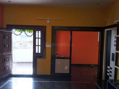 Gallery Cover Image of 1300 Sq.ft 1 BHK Independent House for rent in Abbigere for 15000