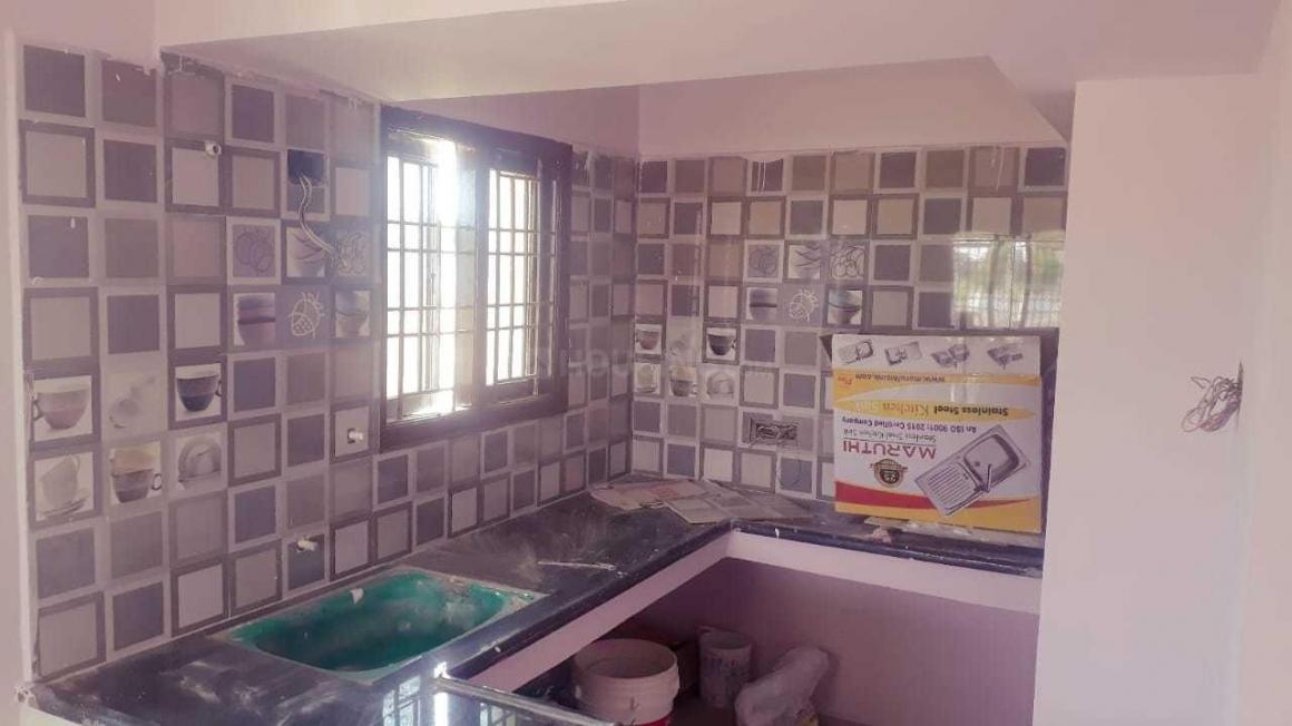 Kitchen Image of 575 Sq.ft 1 BHK Independent House for buy in Tambaram for 3051090
