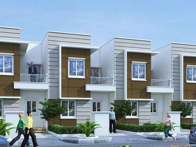 Gallery Cover Image of 1100 Sq.ft 3 BHK Villa for buy in Bagru Khurd for 2700000