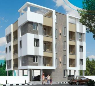 Gallery Cover Image of 1388 Sq.ft 3 BHK Apartment for buy in Ashok Nagar for 21000000