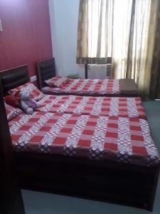 Bedroom Image of Paying Guest For Working Professional Girls In Sector 45 in Sector 45