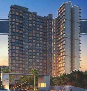 Gallery Cover Image of 1113 Sq.ft 2 BHK Apartment for buy in Srishti Harmony III Phase 1, Powai for 17500000