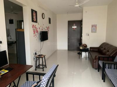 Gallery Cover Image of 1076 Sq.ft 2 BHK Apartment for buy in Goel Glitz G, Undri for 5700000
