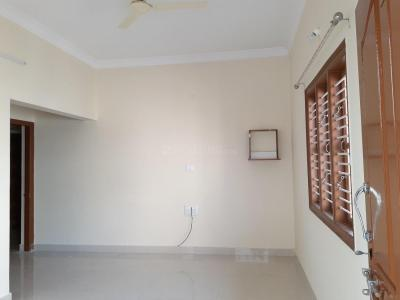 Gallery Cover Image of 665 Sq.ft 1 BHK Independent Floor for rent in Kasturi Nagar for 11000