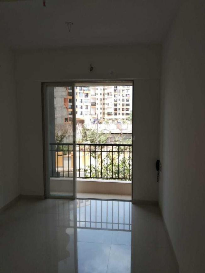 Living Room Image of 630 Sq.ft 1 BHK Apartment for rent in Kalyan West for 8000
