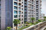 Gallery Cover Image of 1500 Sq.ft 3 BHK Apartment for buy in Darvesh Darvesh Horizon, Mira Road East for 13950000