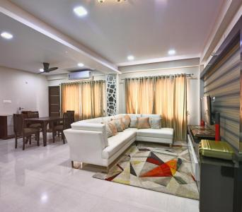 Gallery Cover Image of 1500 Sq.ft 3 BHK Apartment for buy in Kasavanahalli for 8700000