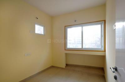 Bedroom Image of 550 Sq.ft 1 BHK Apartment for rent in Rustomjee Global City, Virar West for 6500