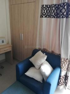 Gallery Cover Image of 450 Sq.ft 1 RK Apartment for rent in Supertech Eco Suites, Sector 137 for 14000