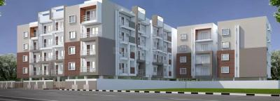 Gallery Cover Image of 1040 Sq.ft 2 BHK Apartment for buy in  Sai Krupa, Akshayanagar for 4680000