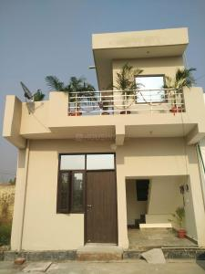 Gallery Cover Image of 650 Sq.ft 1 BHK Villa for buy in Globus Palm Greens, Noida Extension for 1890000