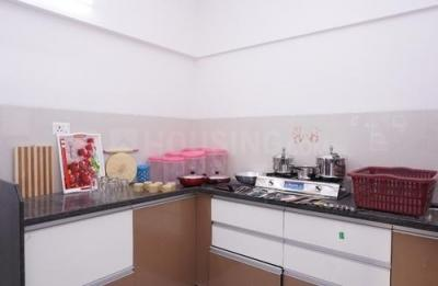 Kitchen Image of E-601, Puranik's Abitante in Bavdhan