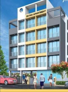 Gallery Cover Image of 605 Sq.ft 1 BHK Apartment for buy in Ashiyana Zayan Apartment, Taloja for 3050000