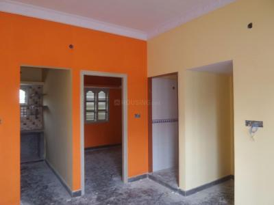 Gallery Cover Image of 400 Sq.ft 1 BHK Apartment for rent in Nandini Layout for 6000