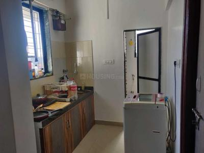 Gallery Cover Image of 770 Sq.ft 2 BHK Apartment for rent in Santacruz East for 32000