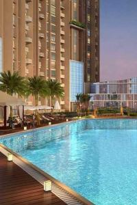 Gallery Cover Image of 2635 Sq.ft 3 BHK Apartment for buy in SNN Clermont, Nagavara for 26900000