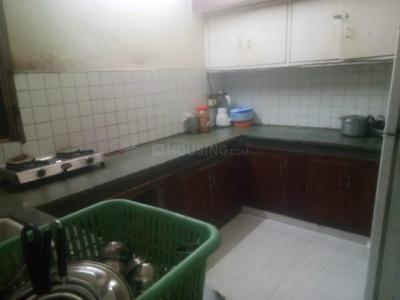 Kitchen Image of S.h PG Homes in Sarita Vihar