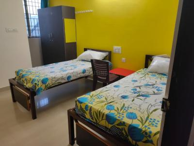 Bedroom Image of Hamletstays - Castor in HSR Layout