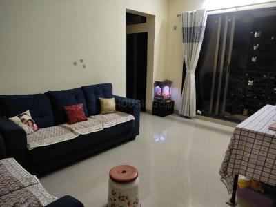 Gallery Cover Image of 850 Sq.ft 2 BHK Apartment for rent in Sukur Enclave A, Kasarvadavali, Thane West for 21000