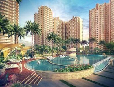 निराला इस्टेट II, नोएडा एक्सटेंशन  में 6070000  खरीदें  के लिए 6070000 Sq.ft 3 BHK अपार्टमेंट के बिल्डिंग  की तस्वीर