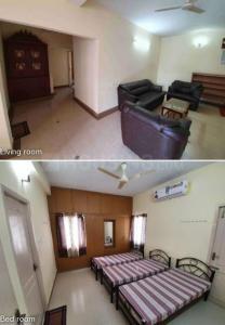 Bedroom Image of Raju PG - Thuraipakkam in Vasundhara Enclave