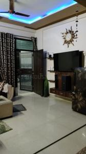 Gallery Cover Image of 1100 Sq.ft 2 BHK Independent Floor for rent in Maan Residency, Shahberi for 13000