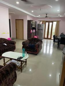 Gallery Cover Image of 1650 Sq.ft 3 BHK Apartment for rent in Seethammadhara for 22000