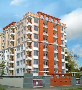 Gallery Cover Image of 1338 Sq.ft 3 BHK Apartment for buy in Lokhra for 5384400