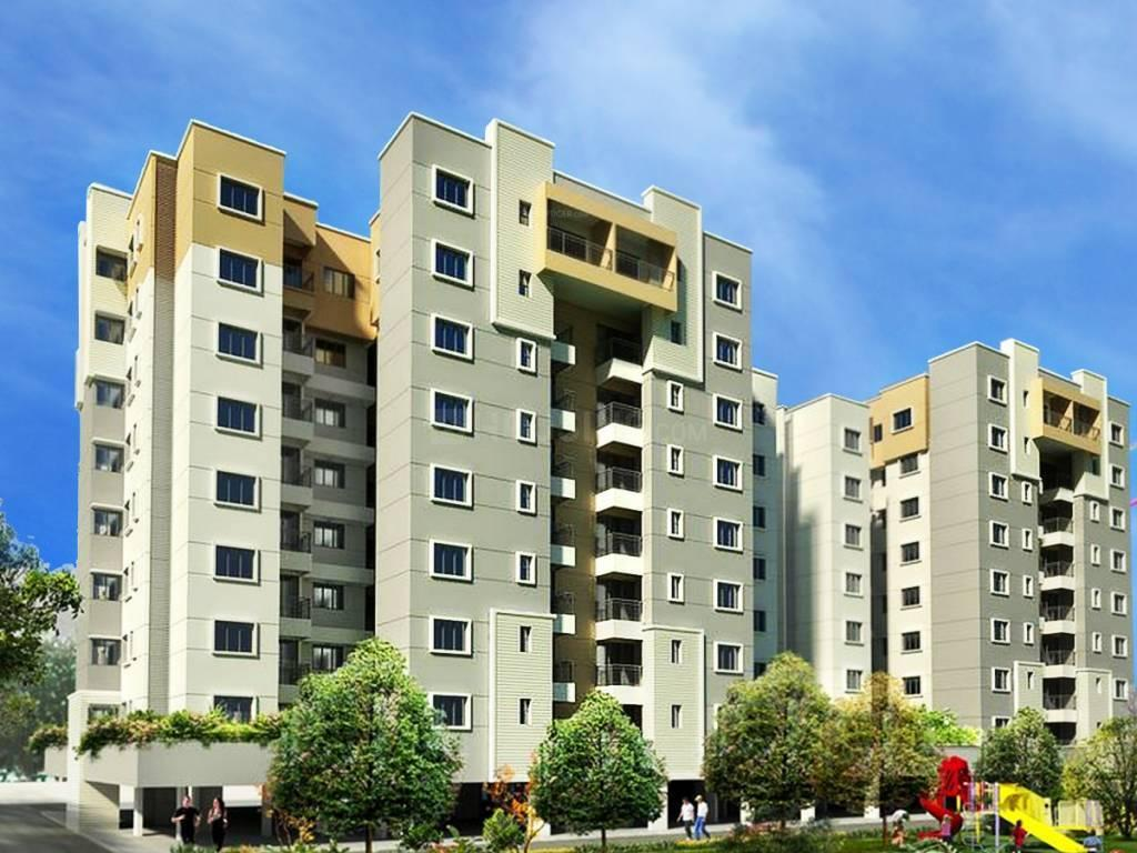 Building Image of 1204 Sq.ft 3 BHK Apartment for buy in Kannamangala for 7300000
