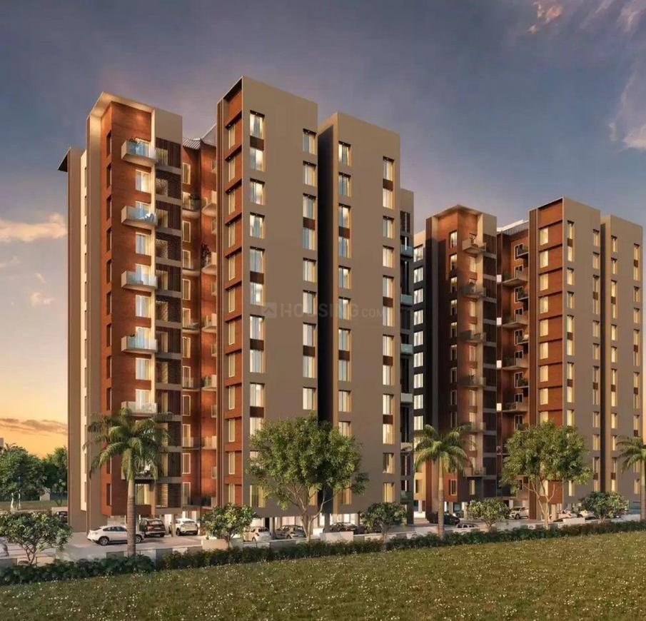 Building Image of 996 Sq.ft 2 BHK Apartment for buy in Hinjewadi for 6200000