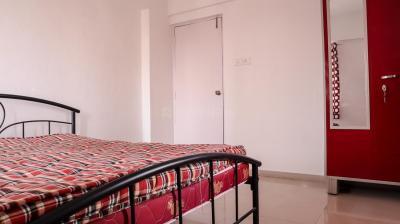 Bedroom Image of 1106 A1 Dream Aakruti in Hadapsar