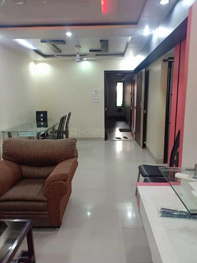 Living Room Image of 1500 Sq.ft 3 BHK Apartment for rent in Santacruz East for 110000