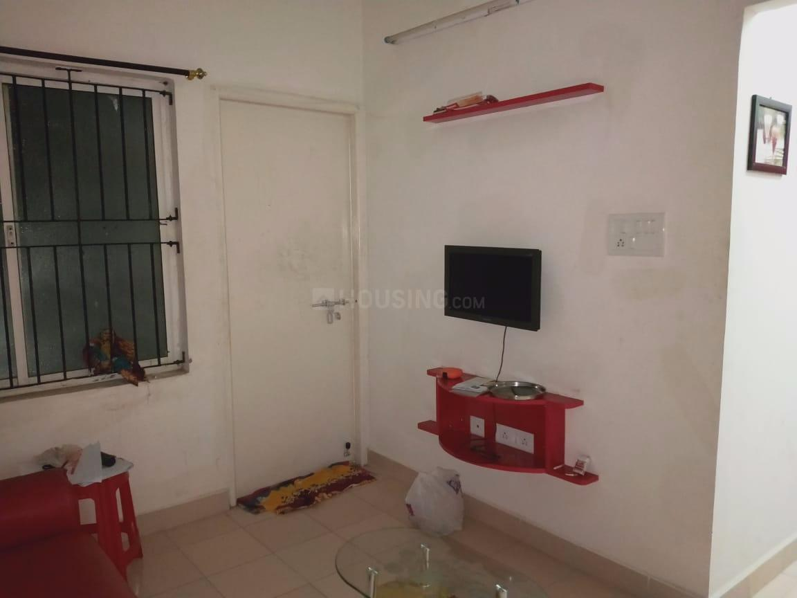 Main Entrance Image of 1000 Sq.ft 1 BHK Apartment for rent in Padapai for 6000