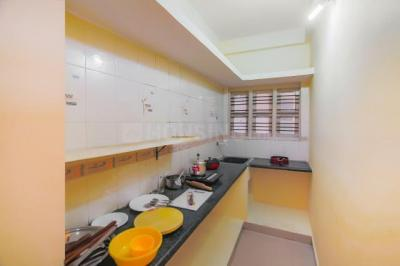 Kitchen Image of Oyo Life Blr1351 Itpl Whitefield in Kadugodi